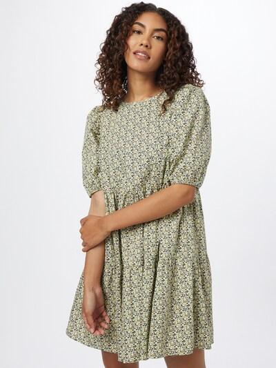 Rochie de vară 'LYKKE' VERO MODA pe bej / galben / verde deschis / alb, Vizualizare model