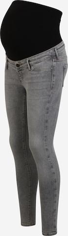 Jeans 'MOLLY' di River Island Maternity in grigio