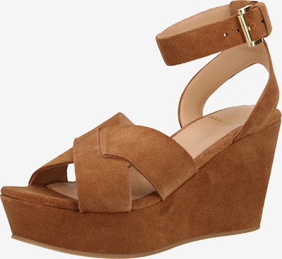 SANSIBAR Sandalen in braun, Produktansicht