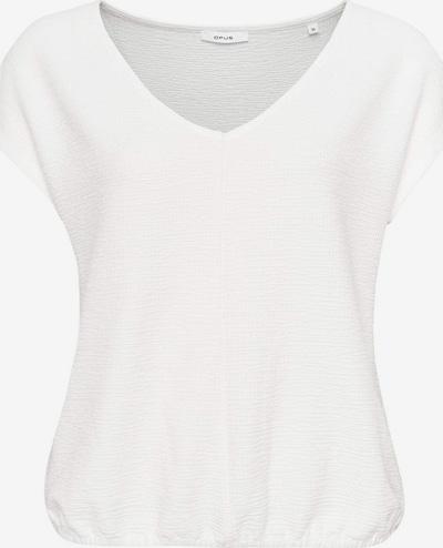 OPUS T-Shirt in weiß, Produktansicht