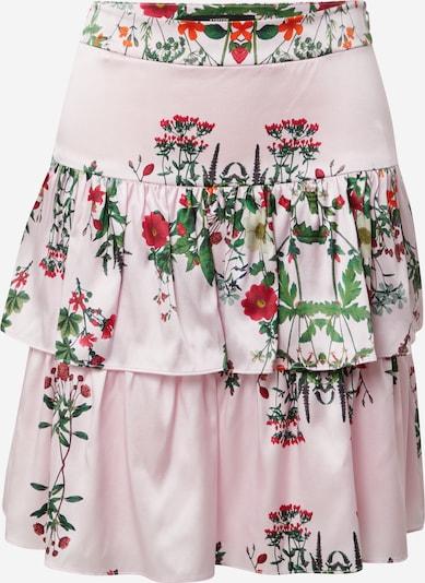 STEFFEN SCHRAUT Nederdel 'Sylvie Luxury Fashionista' i blandingsfarvet / pastelpink, Produktvisning