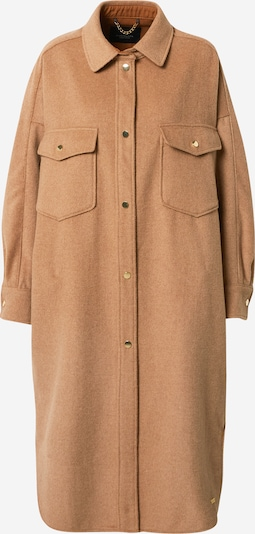 SCOTCH & SODA Between-seasons coat in Brown, Item view