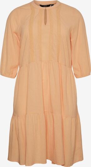 Rochie tip bluză 'Mana' Vero Moda Curve pe portocaliu piersică, Vizualizare produs