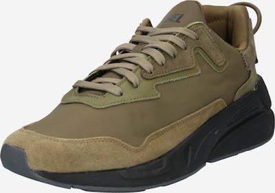 DIESEL Sneaker 'SERENDIPITY' in oliv, Produktansicht