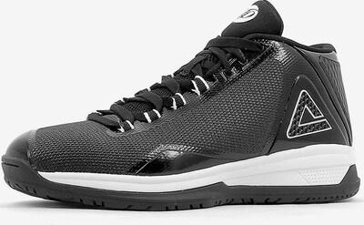 PEAK Basketballschuh 'TP4 Junior' in schwarz / weiß, Produktansicht