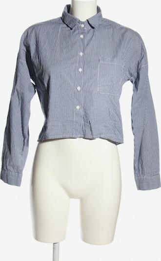 Subdued Langarmhemd in S in schwarz / weiß, Produktansicht