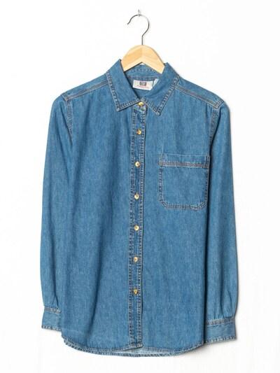 Faded Glory Jeanshemd in L in blue denim, Produktansicht