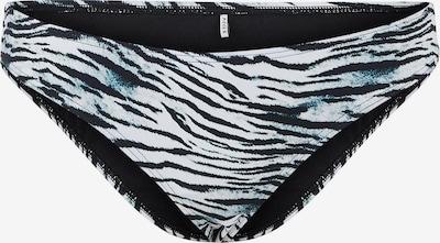 PIECES Braga de bikini 'Gaomi' en turquesa / negro / blanco, Vista del producto