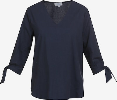 usha BLUE LABEL Bluse in blau, Produktansicht