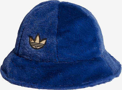 Pălărie ADIDAS ORIGINALS pe azuriu / auriu, Vizualizare produs