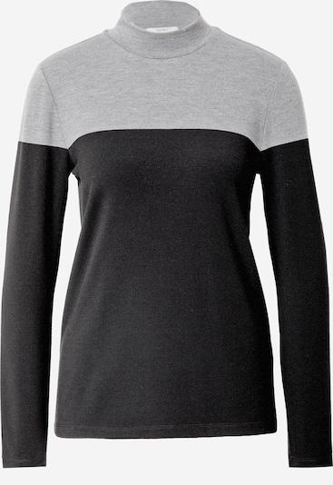 ESPRIT Shirt in grau / schwarz, Produktansicht
