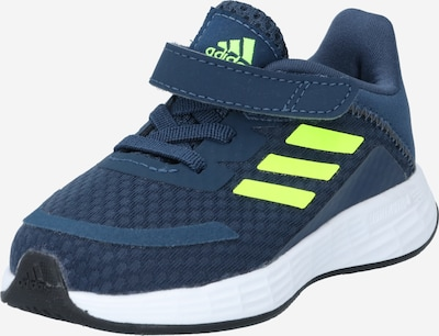 ADIDAS PERFORMANCE Sports shoe 'Duramo SL' in Navy / Neon yellow, Item view