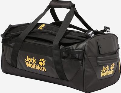 JACK WOLFSKIN Cestovná taška - žltá / čierna, Produkt