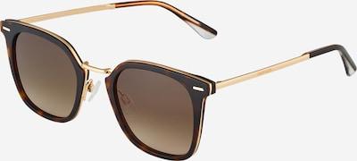 Calvin Klein Okulary przeciwsłoneczne '21702S' w kolorze brązowy / złotym, Podgląd produktu