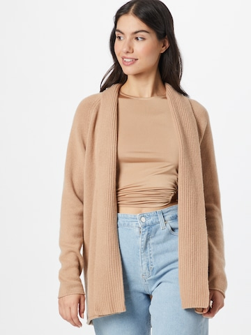 PRINCESS GOES HOLLYWOOD Knit Cardigan in Brown
