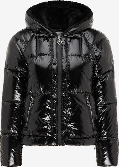 MYMO Winterjas in de kleur Zwart, Productweergave
