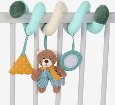 STERNTALER Spielzeugspirale Ben in braun / grün / mint, Produktansicht