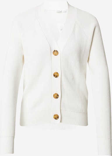 GAP Knit Cardigan in White, Item view