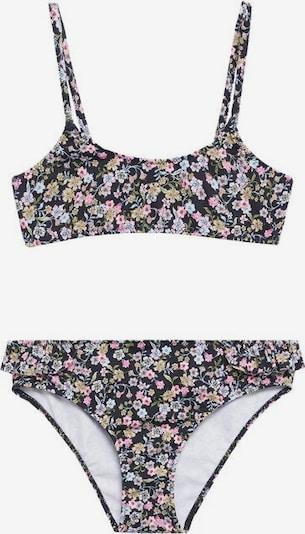 MANGO KIDS Bikini in mischfarben / schwarz, Produktansicht