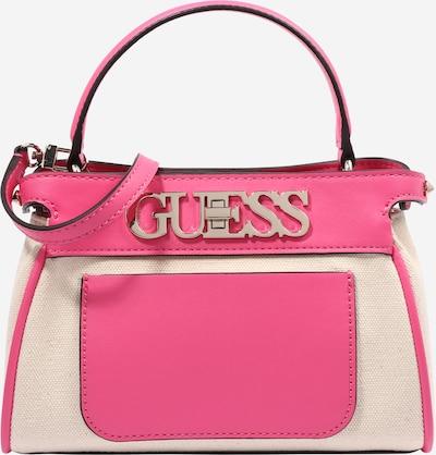GUESS Handbag in beige / pink, Item view