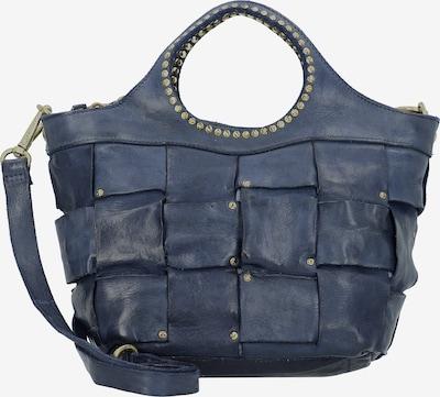 Campomaggi Handtasche in dunkelblau, Produktansicht