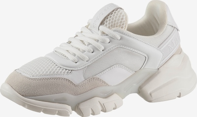 Marc O'Polo Sneaker in hellbeige / weiß, Produktansicht