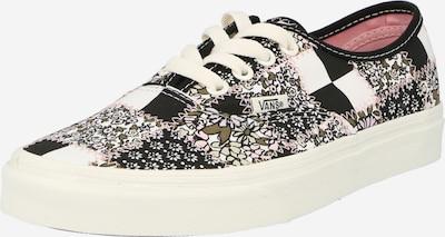 VANS Zemie brīvā laika apavi 'Authentic', krāsa - jauktu krāsu / melns, Preces skats