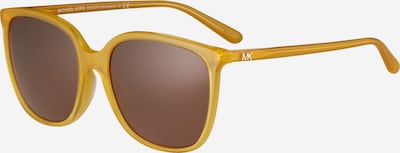 Michael Kors Sonnenbrille '0MK2137U' en braun / cognac, Vue avec produit