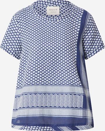 Cecilie Copenhagen Shirt in Blue