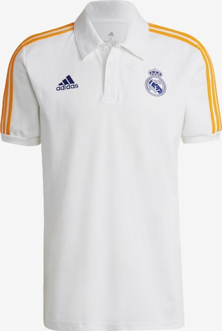 ADIDAS PERFORMANCE Poloshirt in Weiß