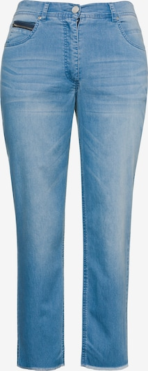 Ulla Popken Jeans in blue denim, Produktansicht