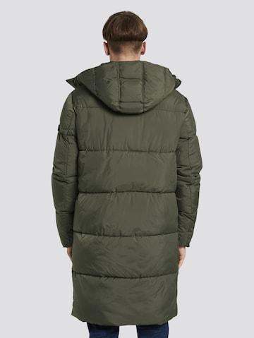 Manteau d'hiver TOM TAILOR DENIM en vert