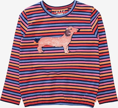 JETTE BY STACCATO Shirt in blau / orange / pink / rot, Produktansicht