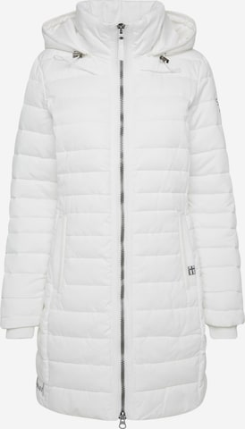 Soccx Winter Parka in White