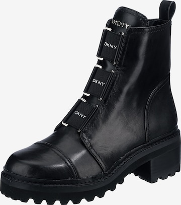 DKNY Ankle Boots 'Barrett' in Black