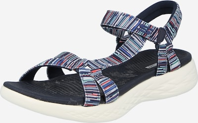 SKECHERS Sandaler med rem i blå, Produktvisning