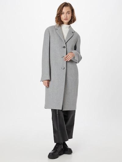 BOSS Mantel 'Caleto' in graumeliert, Modelansicht