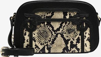 Love Moschino Schoudertas in de kleur Zwart, Productweergave