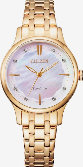 CITIZEN Uhr in gold, Produktansicht