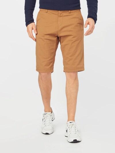 TOM TAILOR Chino kalhoty 'Josh' - karamelová, Model/ka