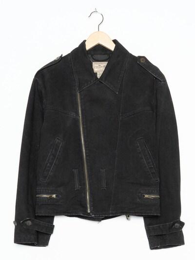 Calvin Klein Jeansjacke in M in black denim, Produktansicht