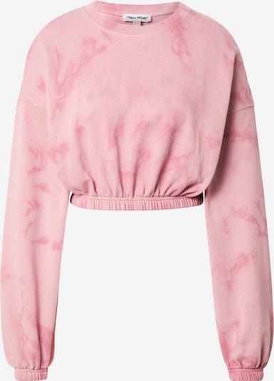 Public Desire Sweatshirt in pink / hellpink, Produktansicht
