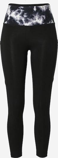 Marika Pantalon de sport 'TINA' en gris / noir / blanc, Vue avec produit