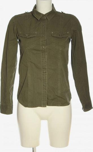 Voyelles Langarmhemd in S in khaki, Produktansicht
