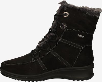 ARA Schnürstiefelette in schwarz, Produktansicht