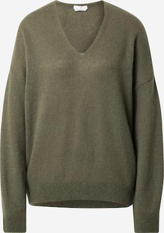 BOSS Casual Pullover 'C Fillallon' in Grün