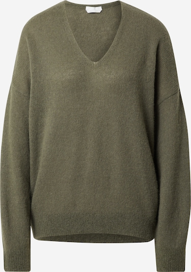 BOSS Casual Pullover 'C Fillallon' in grün, Produktansicht
