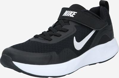 Nike Sportswear Trainers 'Wear All Day' in Black / White, Item view