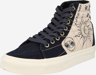 Sneaker înalt 'SK8' VANS pe crem / albastru noapte, Vizualizare produs