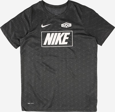 NIKE Functional shirt in anthracite / white, Item view
